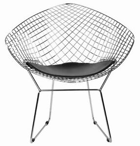 MODERN WIRE BAR STOOL COUNTER STOOL DINING CHAIR Peterborough Peterborough Area image 3