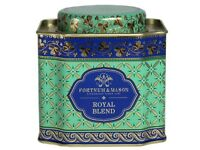 Fortnum & Mason Royal Blend Tea (loose tea leaves in a decorative caddy) 125gms - £5