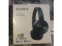SONY Wireless Bluetooth Headphones