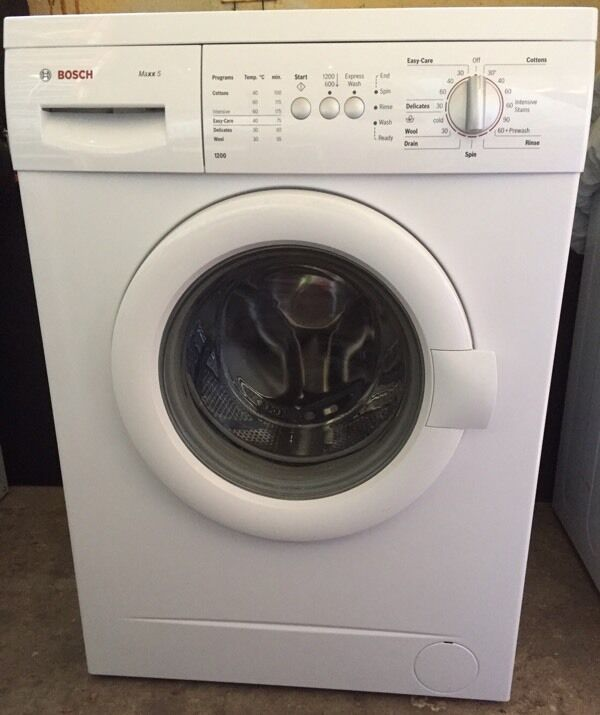 bosch maxx 5 washing machine 5kg 1200 rpm in norwich norfolk gumtree. Black Bedroom Furniture Sets. Home Design Ideas