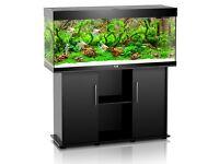 Juwel Rio 240 Aquarium + Cabinet + Tetratec EX700 Filter