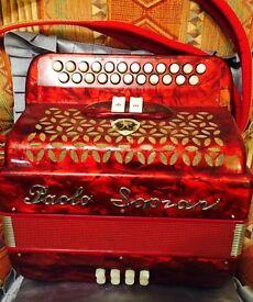 Paolo Soprani accordion