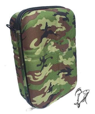 Lake Reaper Bait Boat Bag, Case, Holder for Handset & Batteries + More, Microcat