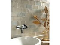 101 x Crackle Glaze wall tiles