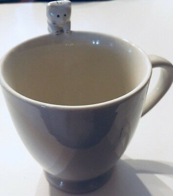 Cat Mug Cat Lover Coffee Mug Tea Cup Cute Cat Kitty Mug