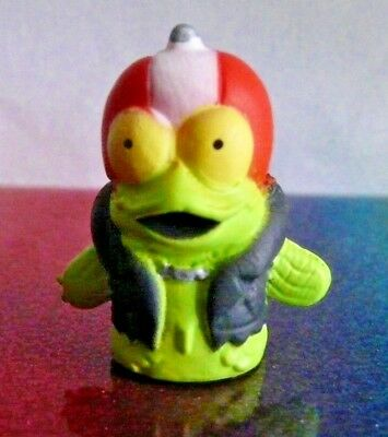 The Grossery Gang Series 3 FISH from Delivery Strike Motor Bike Exclusive Mint