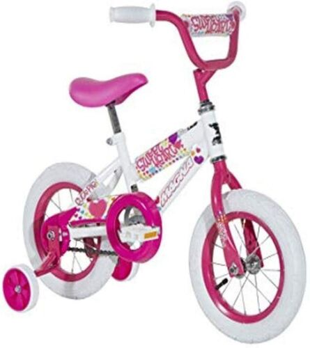 "Magna Girls 12"" Sweet Heart Bike Free Ship"