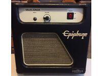 £70 Epiphone Valve Junior - Guitar amp