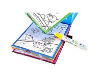 Water colouring book toddler fisher price toys NO MESS