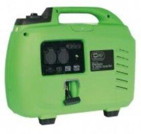 SIP MENUSA TI-2002 inverter generator.