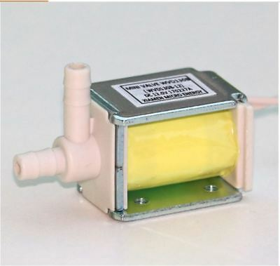 2 Way Angle Mini Air Solenoid Valve Dc 12 V Npt Normally Closed