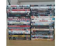 75 DVDs and 1 Boxset
