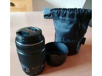 Panasonic lens 45-175mm F4.0 - 5.6 power zoom