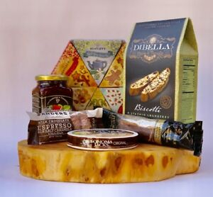 7 Item Gift Baskets on Charcuterie Boards