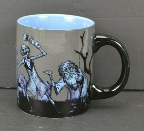 Disney The Haunted Mansion Hitchhiking Ghosts Coffee Mug Cup 20oz Large Ceramic
