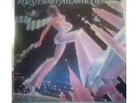 rod stewart,vinyl record,lp,atlantic crossing.