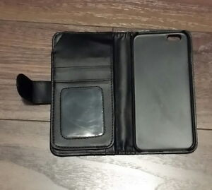 Iphone 5 or 5S Wallet Case - NEW