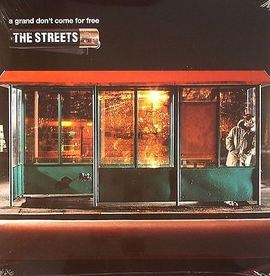 STREETS, The - A Grand Don't Come For Free - Vinyl (heavyweight vinyl 2xLP)