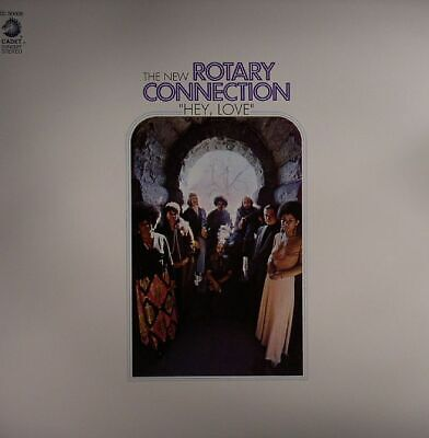 NEW ROTARY CONNECTION, The - Hey Love - Vinyl (LP)