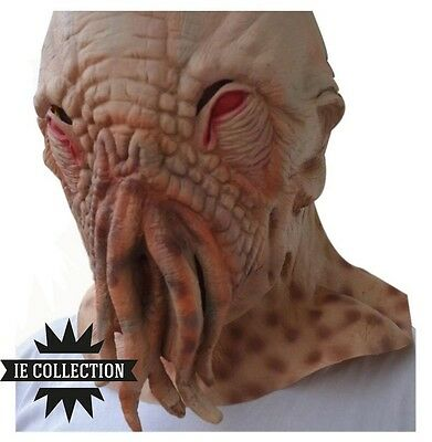 Maske mit Tentakeln Cthulhu cosplay Maske halloween horror Kostüm Krake
