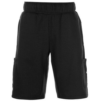 Lonsdale 2S Herren Sweat Shorts Fitness Hose Kurze Sport Hose S M L XL 2XL neu ()