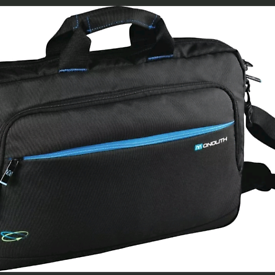 Monolith 15.6 inch hybrid laptop case made from. Recycled plastic