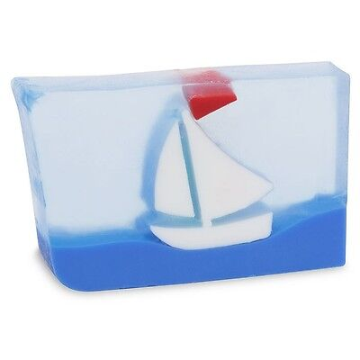 Primal Elements TOY BOAT, 7.0+ oz. Glycerin Soap Full Sized Wrapped New