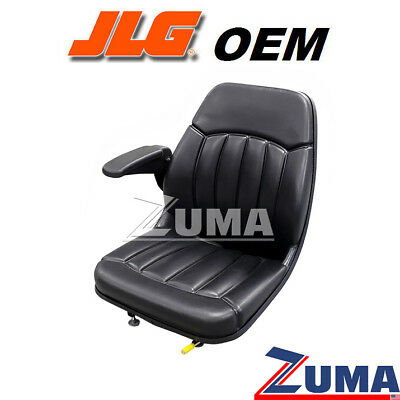 Jlg 91033485 - New Genuine Oem Jlg Gradall Telehandler Seat Assembly