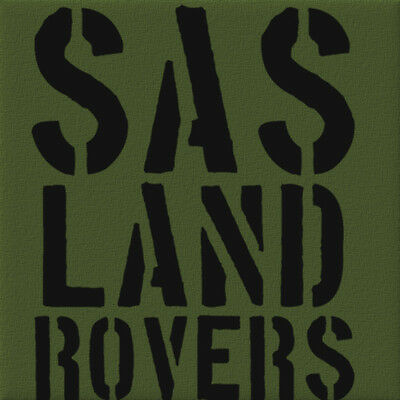 SAS Land Rovers