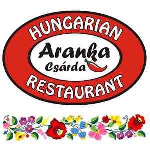 New Hungarian Restaurant Seeking Full Time Server London Ontario image 1