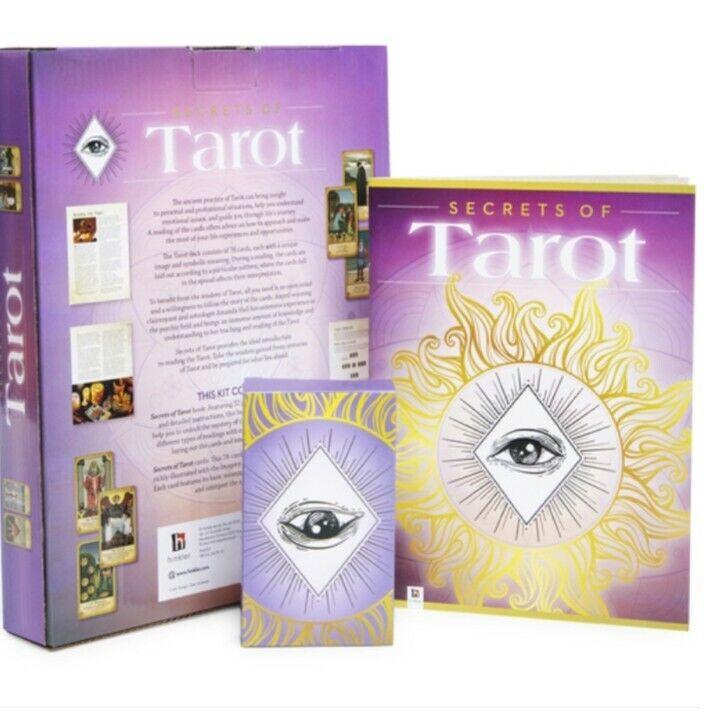Secrets of Tarot (Book And Card Set)