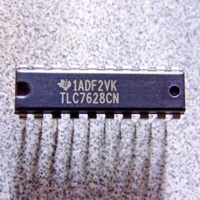 Tlc7628cn - Digital To Analog Converter 8 Bit 10 Msps Parallel K