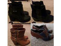 Ladies footwear bundle