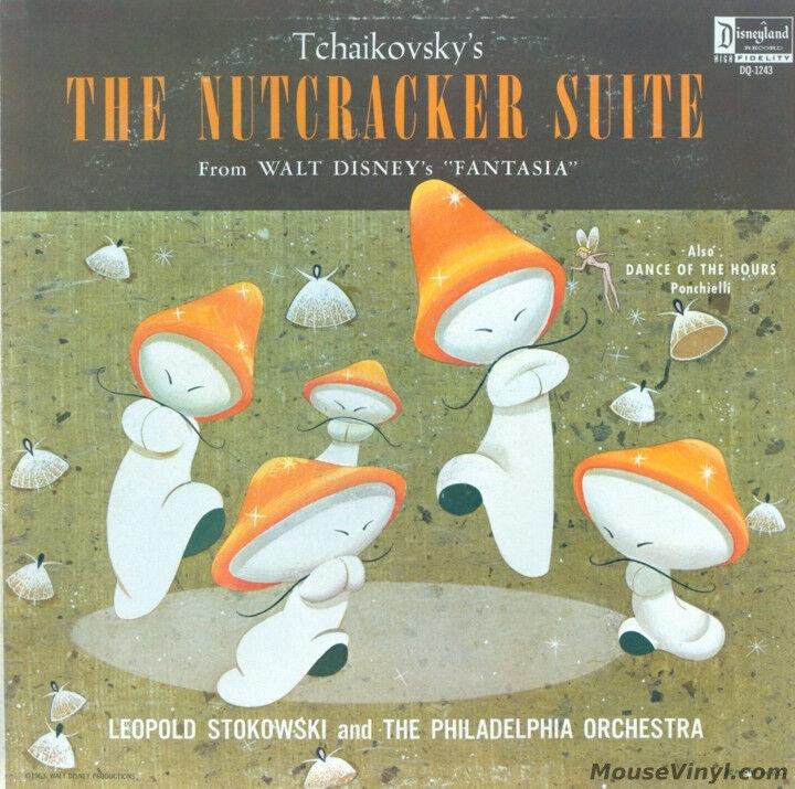 Disney: Fantasia - The Nutcracker Suite - LP (#1243)