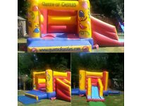 Bouncy Castle Hire ~ Party Entertainment ~ Event Planning ~ Queen Of Castles ~ Who Else!