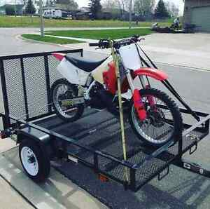 Need gone. Cr125R project