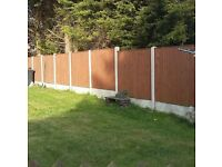 Harveys fencing and garden maintenance