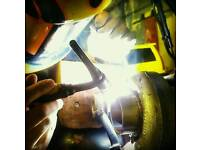 Custom stainless steel exhaust fabrication services, exhaust repairs, general welding, performance