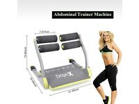 Dripe X 6 in 1 Total Body Exercise Machine