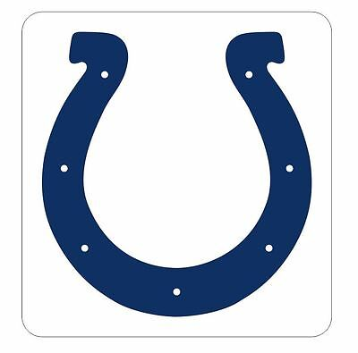 Indianapolis Colts Sticker Decal S22 YOU CHOOSE SIZE
