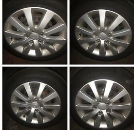 "Honda Civic 16"" OEM Alloy wheels"