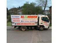 Rubbish clearance, house clearance, free scrap metal collection & man and can hire available