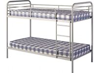 Metal bunkbeds