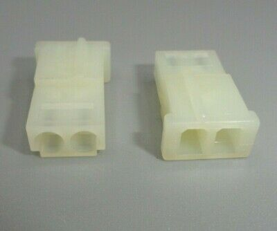 Amp Connector Receptacle 2 Position 5 Mm Pitch Lot Of 70