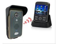 SKATCO Wireless Intercom Doorbell Camera Entry System 300M Range