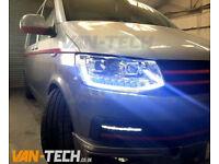 VW T6 Transporter Daytime / Daylight Running Lights LED
