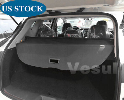 Fit For Nissan Murano 2015-2019 Trunk Cargo Luggage Security Shade Cover Shield