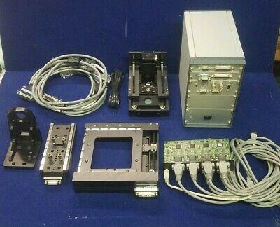 Asi Motorized Microscope Kit Xy Stagezfilter Wheelcontroller Lx-4000