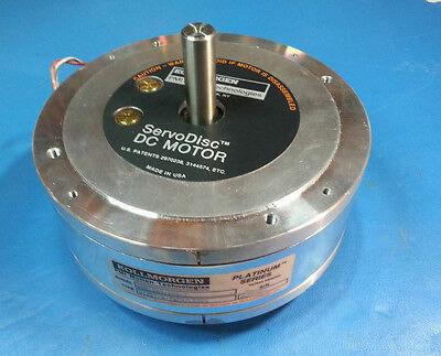 Kollmorgen - Servo Disc Dc Motor - Model 00d12a07100-2 Type U12dt-a