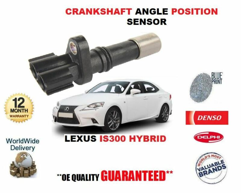 FOR LEXUS IS300 HYBRID 2013->NEW CRANKSHAFT ANGLE POSITION SENSOR OE 90919-05070